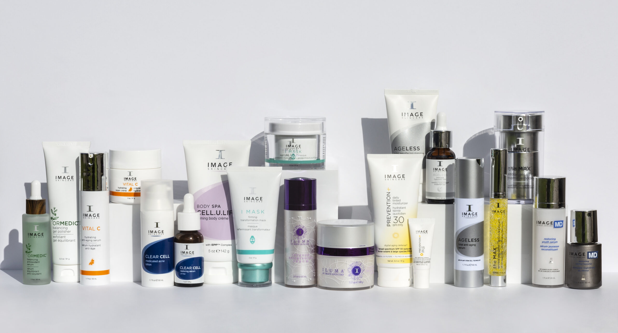Voda Skincare Collections